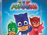 Let's Go PJ Masks! (DVD)