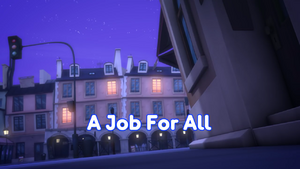 A Job For All