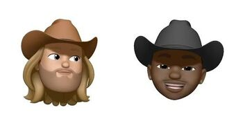 Lil Nas X - Old Town Road (feat. Billy Ray Cyrus) Animoji Video-1562288028