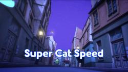Super Cat Speed