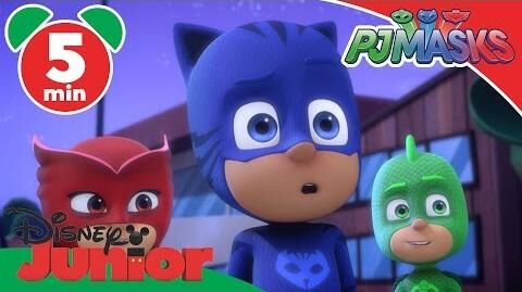 PJ Masks Teeny Weeny Ninjalino Disney Junior UK