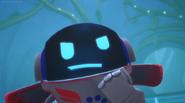 PJ Robot gets angry at Romeo