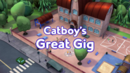 Catboy's Great Gig