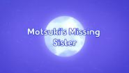 Motsukis Missing Sister Title Card