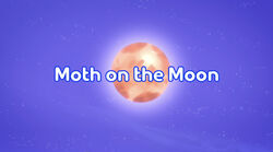 Moth on the Moon title card