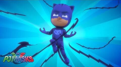 Catboy Power Up PJ Masks Disney Junior