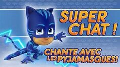 Pyjamasques ♪♪ Super Chat ! ♪♪ (Chante avec les Pyjamasques !) Dessin Animé 48