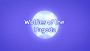 Wolfies of the Pagoda Title Card