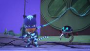 Catboy summons his Super Cat Stripes 03