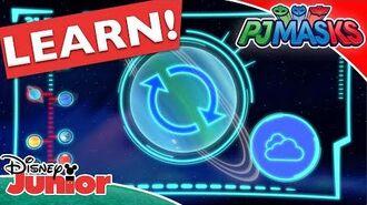 🌎 Learning the Planets PJ Masks Disney Junior UK
