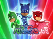 PJ Masks Season 2 Promotional Poster 3