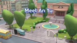 Meet An Yu Part 1 Title Card