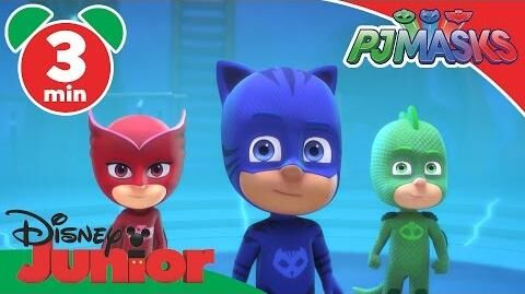 PJ Masks The Puppets Disney Junior UK