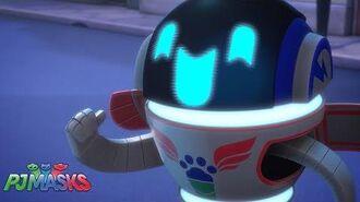Robot's Washed Up PJ Masks Disney Junior
