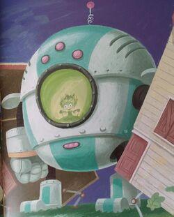 Robot Demolisher