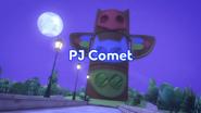 PJ Comet Title Card