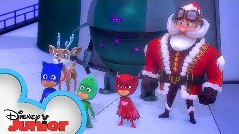 Merry Christmas from the PJ Masks! PJ Masks Disney Junior