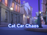 Cat-Car Chaos