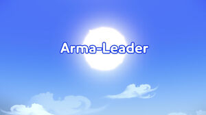 Arma-Leader title card