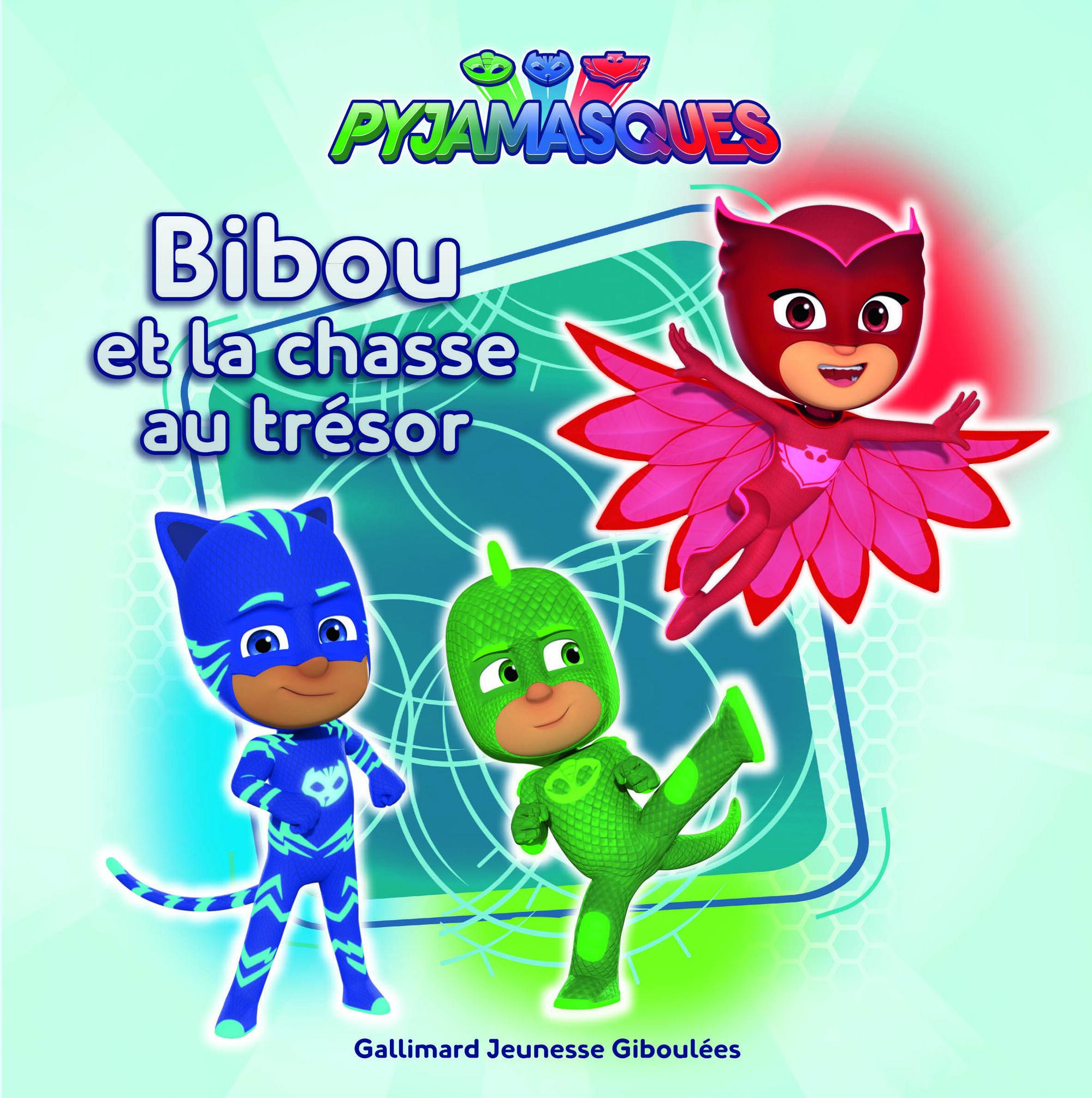 Bibou Et La Chasse Aux Tresors Pj Masks Wiki Fandom Powered By Wikia