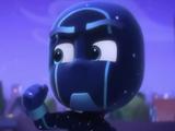 Night Ninja (Cartoon Continuity)/Trivia