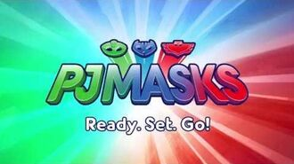 Ready. Set. Go! Music Video PJ Masks Disney Junior