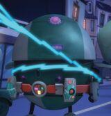 Robot (Cartoon Continuity)