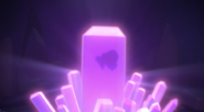 Mothzuki in the crystal