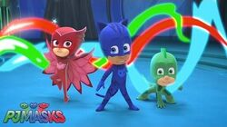 The Transformation PJ Masks Disney Junior