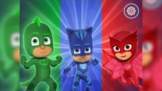 PJ Masks - Gameplay Compilation
