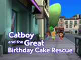 Catboy and the Great Birthday Cake Rescue/Gallery