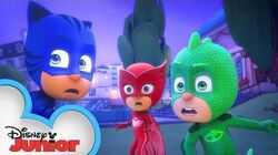 It's a PJ Masks Christmas 🎄 PJ Masks Disney Junior