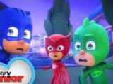 It's A PJ Masks Christmas