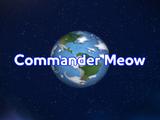 Commander Meow