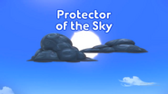 Protector Of The Sky title card