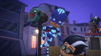 Series 2 - CatBoy - New Powers