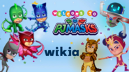 Welcome To PJ Masks.Wikia.Poster