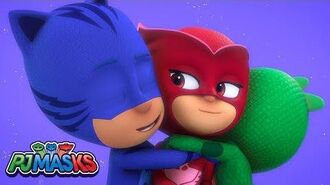 PJ Masks Song 🎵THE PJ MASKS ARE HERE 🎵Sing along with the PJ Masks! HD PJ Masks Official