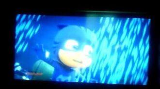 Catboy Got Wet Disney Junior Version