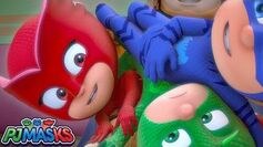 PJ Masks Song 🎵HEROES FOREVER 🎵Sing along with the PJ Masks! HD PJ Masks Official