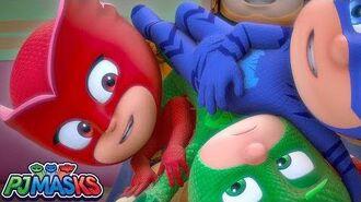 PJ Masks Song 🎵HEROES FOREVER 🎵Sing along with the PJ Masks! HD PJ Masks Official