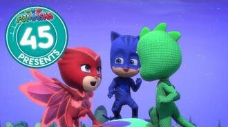 PJ Masks Creation 45 - Toy Adventures!