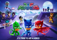 PJ Masks Season 2 Promotional Poster 1