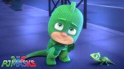 Gekko Improvises PJ Masks Shorts Disney Junior