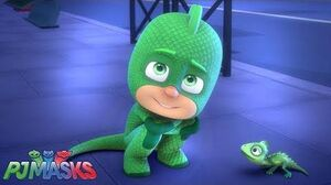 Gekko Improvises PJ Masks Shorts Disney Junior