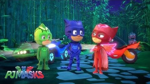 PJ Rovers PJ Masks Disney Junior
