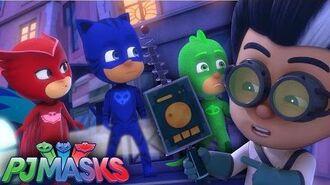 PJ Masks - Catboy Takes Control Owlette's Two Wrongs (Sneak Peek - Season 01)