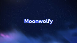Moonwolfy title card