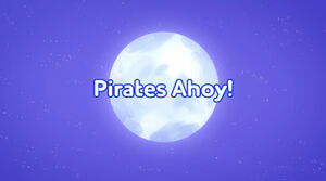 Pirates Ahoy! title card
