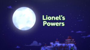 Lionel's Power title card